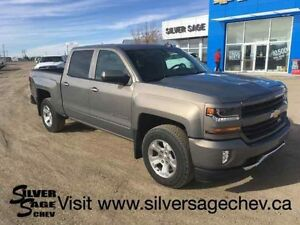 2017 Chevrolet Silverado 1500 True North Edition