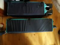 FREE Two travel cots