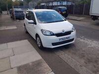 Skoda Citigo 2014, 1.0,5dr Petrol Manual,cheap for insurance £2995