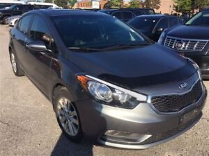 2014 Kia Forte 1.8L LX. SUNROOF. NO ACCIDENTS
