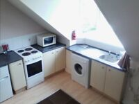 Fully furnished One Bedroom Flat. Recently refreshed (ABERDEEN)