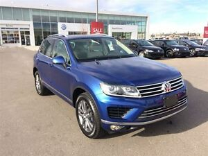 2016 Volkswagen Touareg Highline 3.6L 8sp at w/Tip 4M