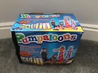 Pumpaloons inflatable kids game