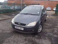 FORD FOCUS C-MAX 2.0 ltr DIESEL-GOOD CONDITION