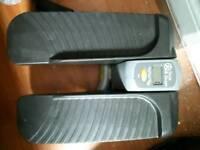 Twist & Shape step machine.