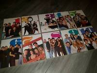 The complete F.R.I.E.N.D.S box set 1-10