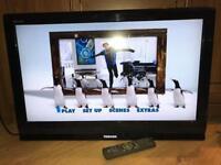 32' Toshiba lcd colour Tv
