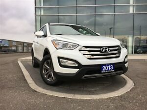 2013 Hyundai Santa Fe Sport 2.4 - heated seats and steering whee