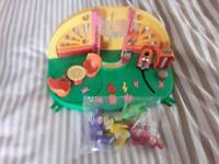 Teletubbies superdome. Play set action ,with sounds & ,teletubbies voices new no box