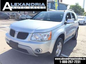 2009 Pontiac Torrent FWD sunroof 139 km
