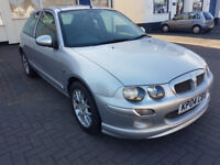 MG ZR 2004 **AUTOMATIC**LOW MILEAGE 55K**