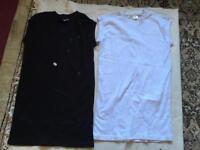 Brand new men's summer vest shirt 2 items size XL £6