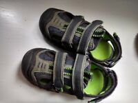 Casual sports summer shoes for boys (sizes 10 and 11)