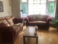 Two Large really comfy sofas for sale