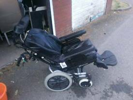 invacare rea assist wheelchair