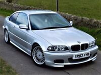 STUNNING! BMW 330 CI M SPORT AUTO 3DR - ALPINA ALLOY WHEELS - FULLY SERVICE HISTORY - 12 MONTHS MOT