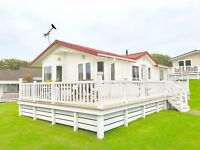 Cheap Lodge for Sale at Whitecliff Bay Holiday Park, Hampshire
