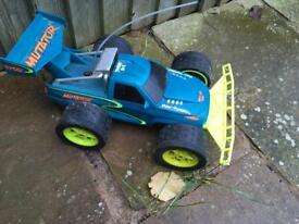 Tyco remote control cars Spares or repairs