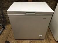 Swan SR5350W 150-Litre Chest Freezer for sale