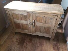 Ercol Elm Sideboard Rustic Farmhouse Hand Stripped