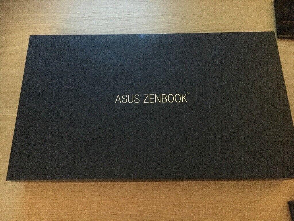 brand new asus zenbook infinity! (touchscreen) still in original