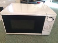 Microwave (as new)