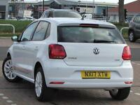 Volkswagen Polo BEATS (white) 2017-03-02