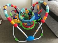 Baby Einstein Jumparoo bouncer exercise toy