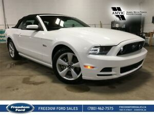 2014 Ford Mustang Leather, Heated Seats, Air Conditioning