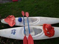 Kayaks 2 off