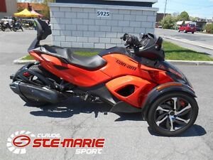 2014 can-am Spyder RS-S SM5 -