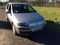 Fiat punto 1.2cc only genuine 75 000 miles lots history cheap to run and insure mot till August 2018