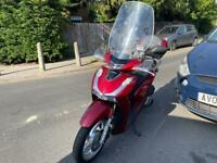 HONDA SH 125i RED 2020 ABS NEW SHAPE HPI CLEAR!!