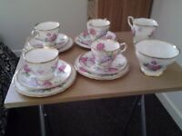 Royal Stafford 'Carousel' Tea Set