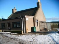 Farm to rent on Speyside - Traditional 3 bed house, range of buildings and 100 acres.