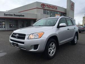 2011 Toyota RAV4 AWD|4CYL|1 Owner|Mint!