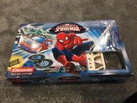 Spider-Man racing system