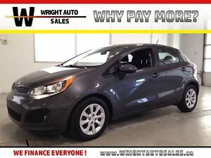 2013 Kia Rio LX| BLUETOOTH| HEATED SEATS| CRUISE CONTROL| 53,05