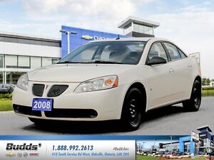 2008 Pontiac G6 SE Safety & Re-Conditioned