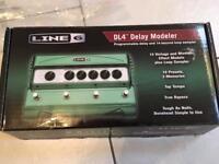 Line 6 DL4 Delay Modeller