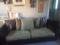 2 &3 seater sofa for sale.