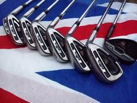 Wilson Staff Ci9 irons plus Ping G10 driver and Tour wedge