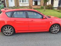 Mazda 3 MPS aero for sale price reduced