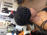LINDA STYLE mobile and salon service. Weaves braids cornrows locks treatments relaxers and more