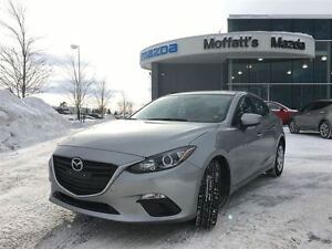 2016 Mazda MAZDA3 GX BACKUP CAMERA, BLUETOOTH, 7 SCREEN