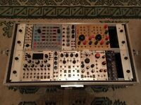 6U Modular Synth Case (Modules Not Included)