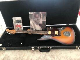 Fender Jaguar - Kurt Cobain Custom - Extremely Rare - Road Worn Version