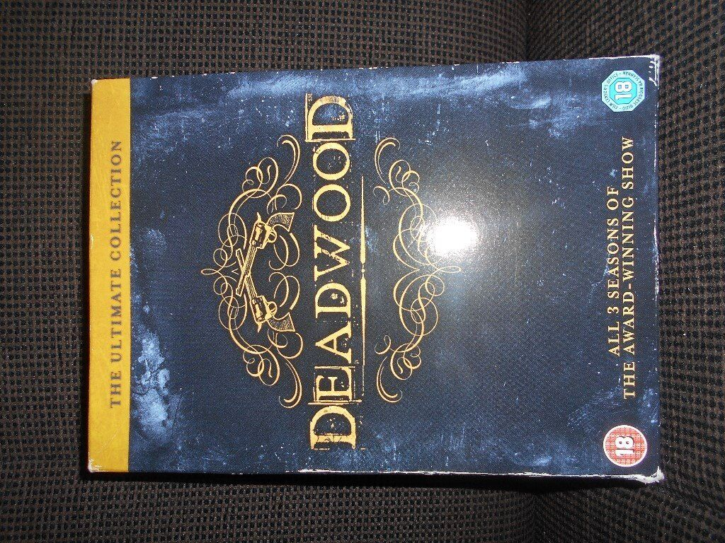 Deadwood DVD