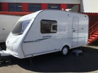 Sprite Alpine 2007 2 Berth Excellent clean condition non smokers.Includes Motor Mover ,tv ,awning
