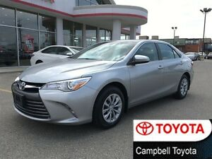2015 Toyota Camry LE CRUISE TILT BLUETOOTH REAR CAMERA